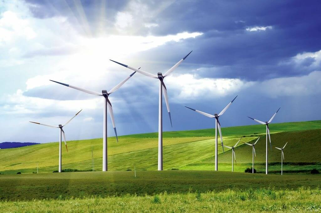електроинженеринг на ветрови генератори