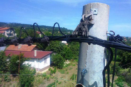 кабелни линии средно и ниско напрежение изграждане на кабелни линии средно и ниско напрежение ремонт на кабелни линии средно и ниско напрежение външни кабелни ел. захранвания